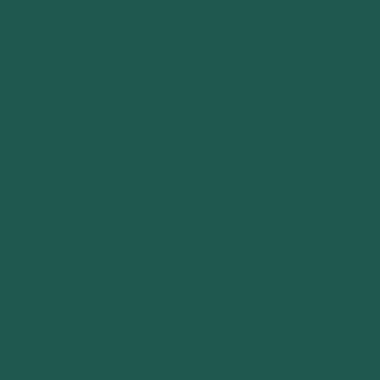carré fond vert